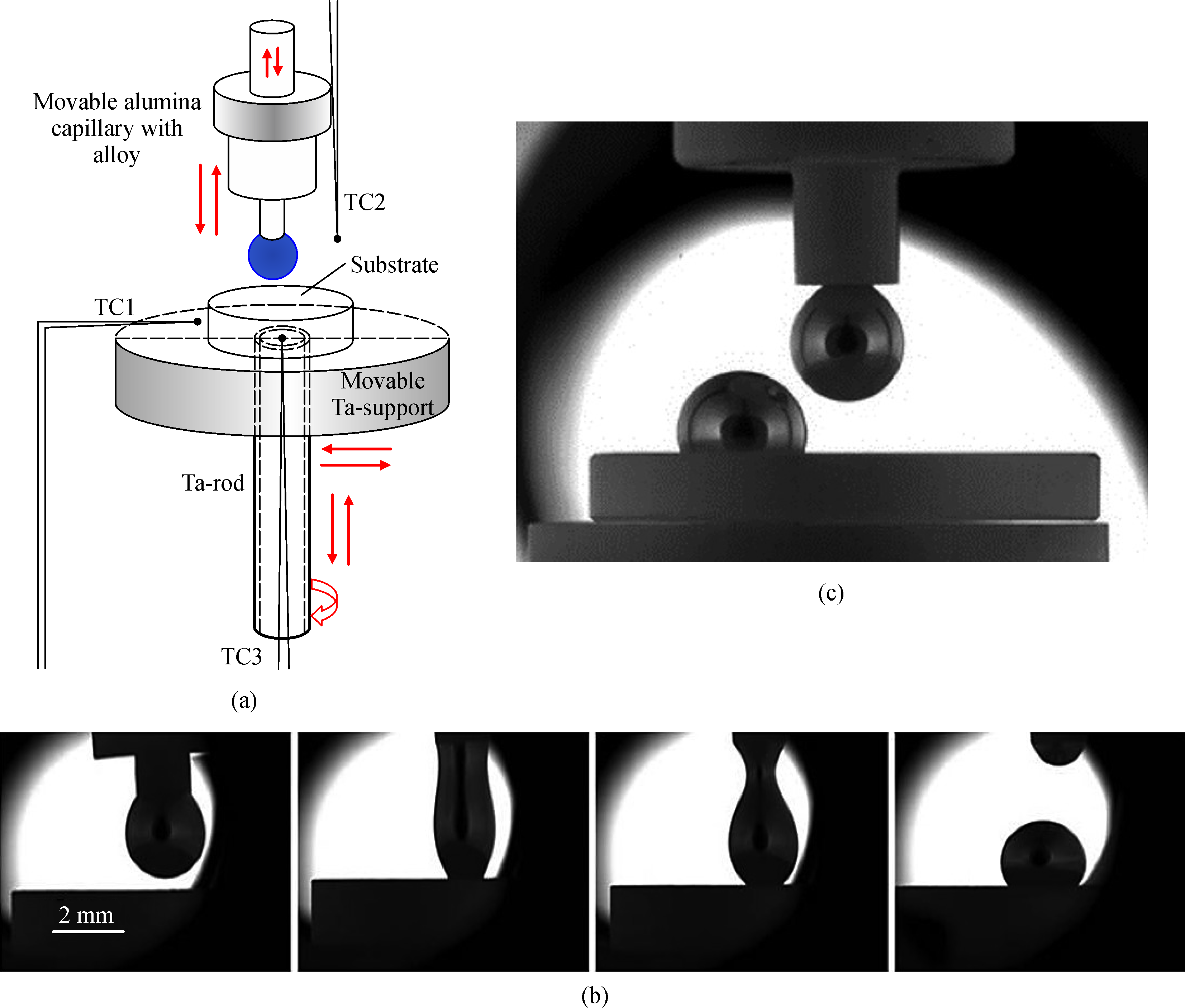 surface tension of liquid metal  role  mechanism and application