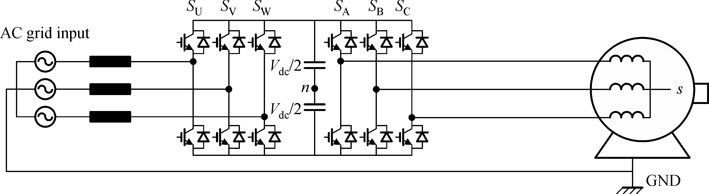 Electromagnetic Interference Modeling And Suppression Techniques In Rectifier Circuit Is That It Expands Easily Into A Polyphase Version New Window