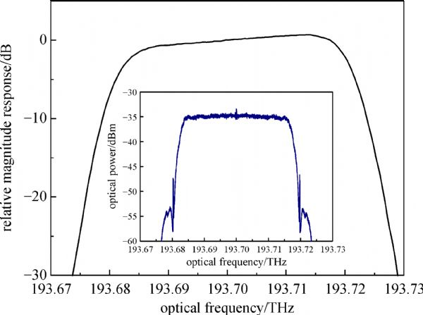 Performance of coherent optical fiber transmission systems